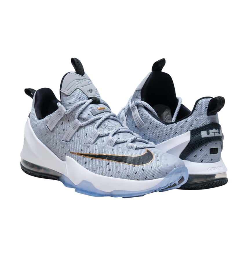 339e3c01a23 Nike LEBRON XIII LOW (Medium Grey) - 831925-071