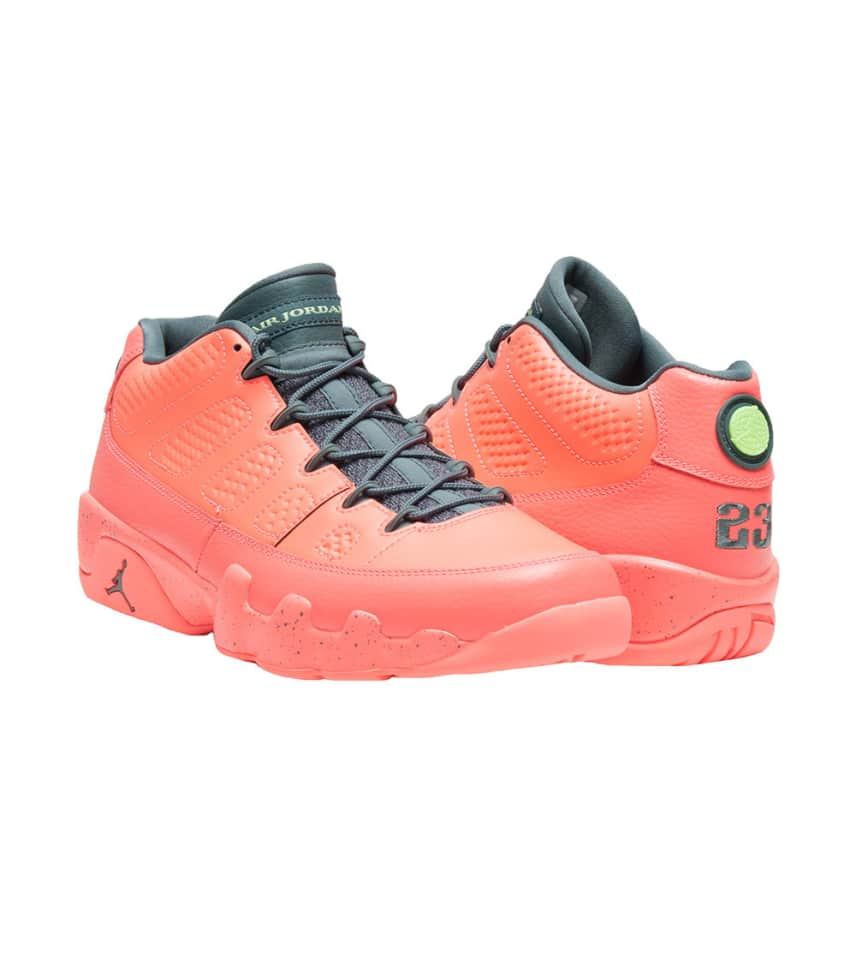 4bedc840d5c5c1 Jordan RETRO 9 LOW SNEAKER (Orange) - 832822-805