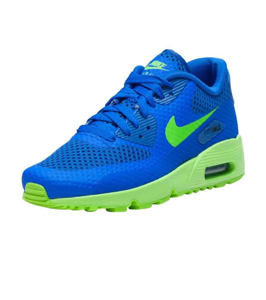 3fa943b6755b Nike AIR MAX 90 BREATHE SNEAKER (Blue) - 833475-400