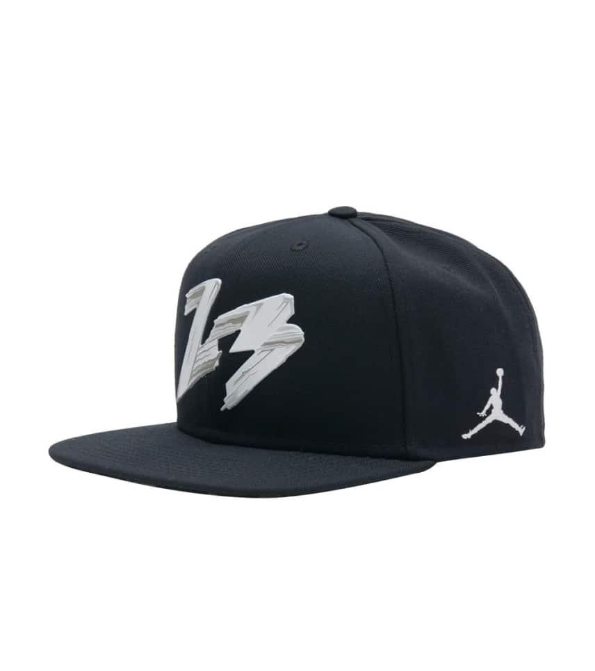 58dba6641854 Jordan AJ 8 SNAPBACK HAT (Black) - 835599-010