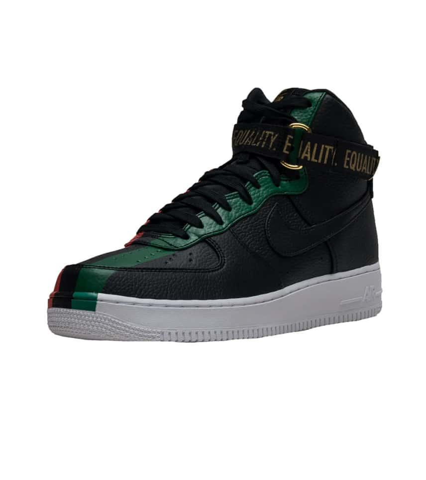 2acaeef5767fd8 Nike AF1 HIGH BHM QS SNEAKER (Black) - 836227-002
