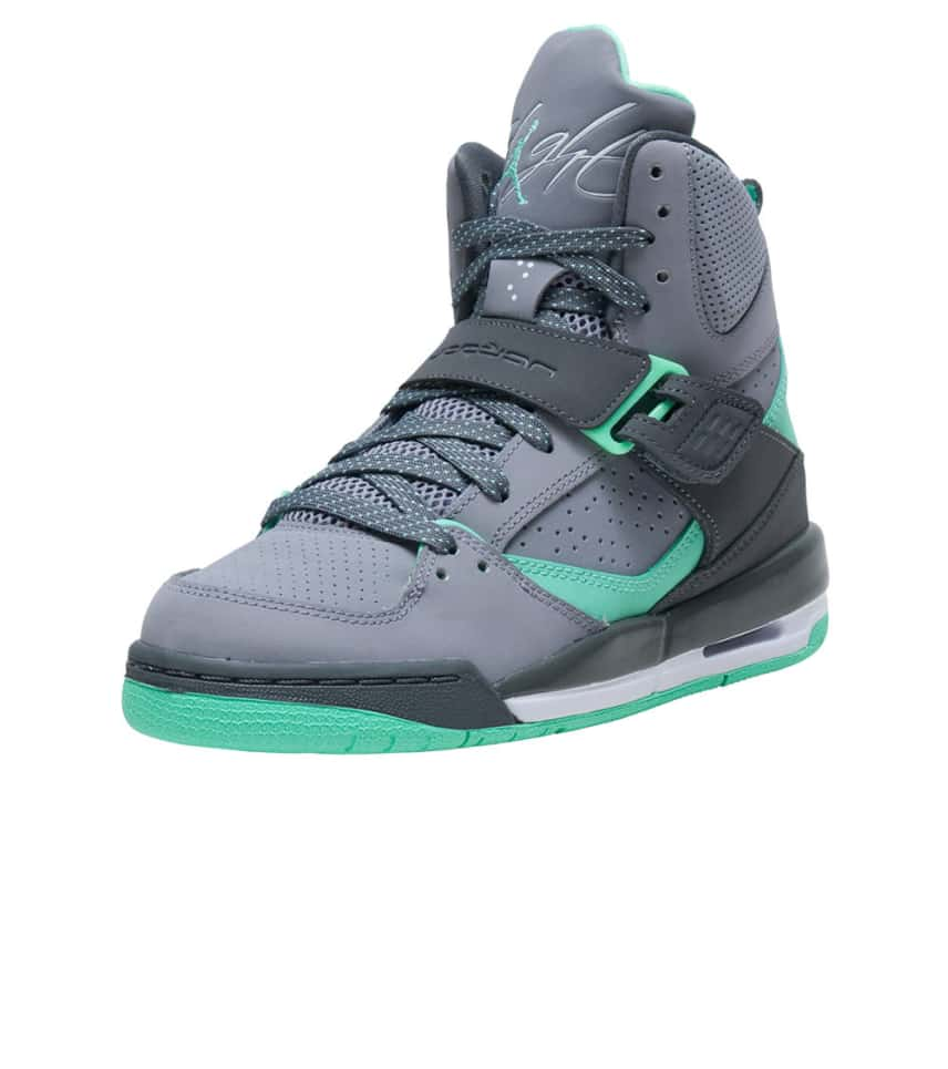 b41ff5a2221 Jordan Flight 45 High G Sneaker (Grey) - 837024-015