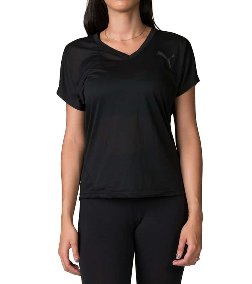 5e18a7f3d1f Puma Elevated Sporty Tee (Black) - 83846401