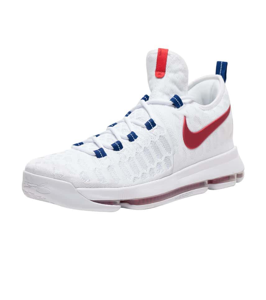 9f21dee0969a Nike NIKE ZOOM KD9 (White) - 843392-160