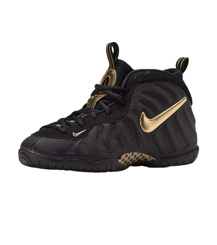 f1f469627 Nike Little Posite Pro (Black) - 843755-010 | Jimmy Jazz