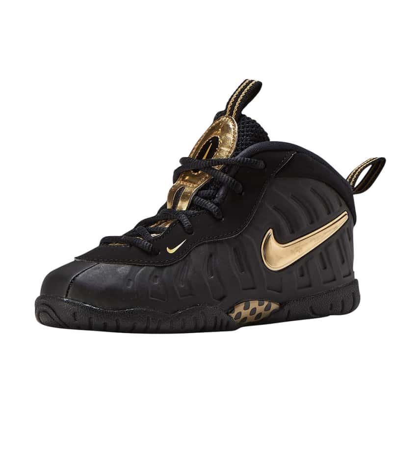 3cba5ffda8bd9 Nike Little Posite Pro (Black) - 843769-010
