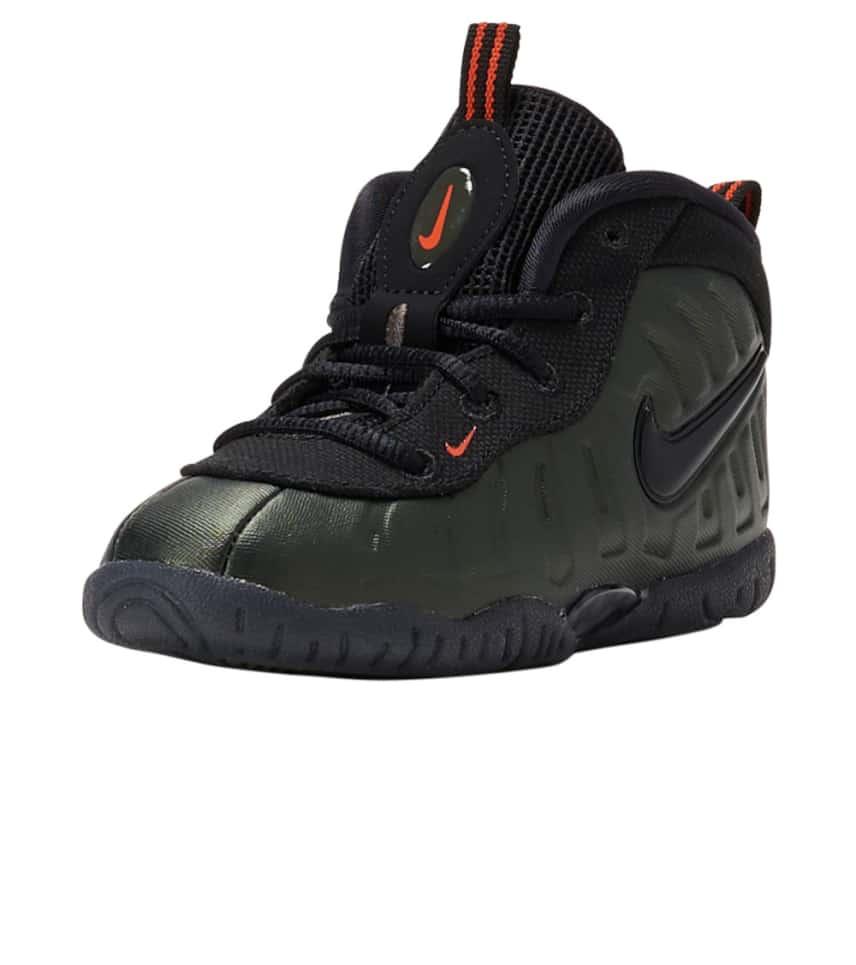 5e0cb4b8de2 Nike Little Posite Pro (Dark Green) - 843769-300