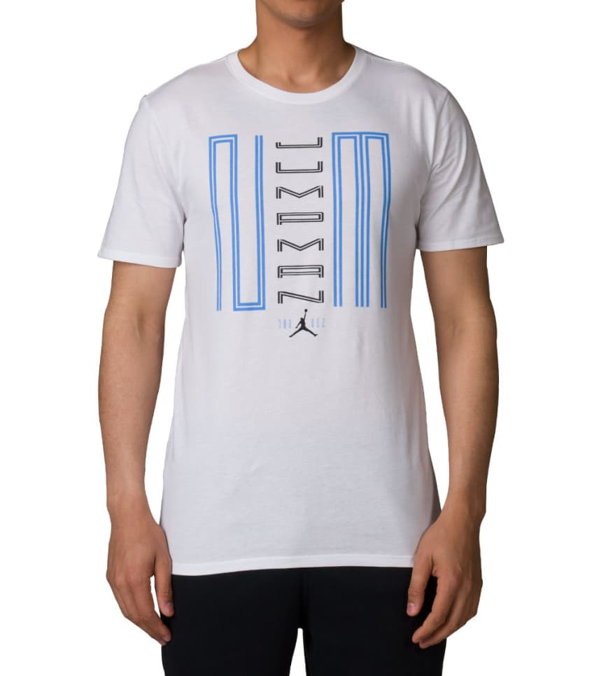 28bed7f51157a5 Jordan AJ 11 Jumpman 23 Tee (White) - 844282-100