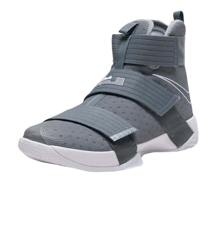 Nike Lebron Soldier 10 (Grey) - 844374-002  02a3e47d0