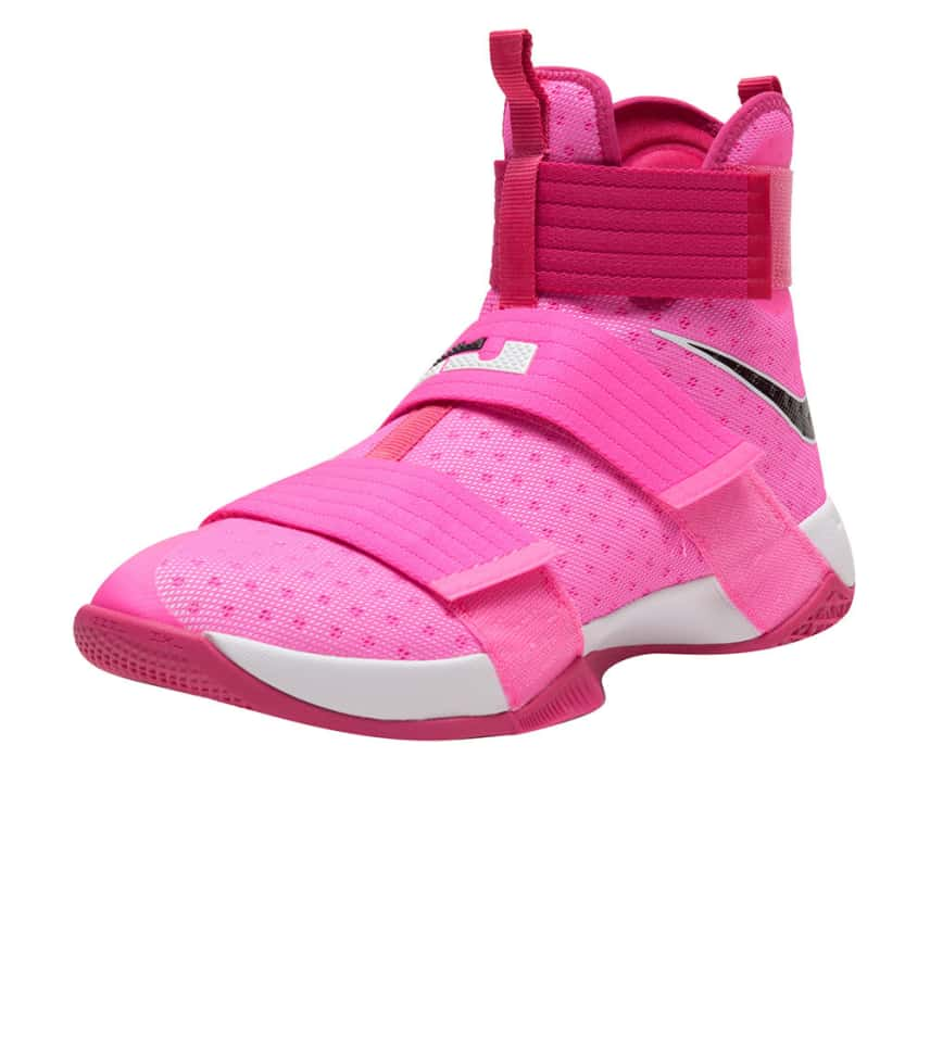 050ff753a6387 Nike LEBRON SOLDIER 10 (Pink) - 844374-606