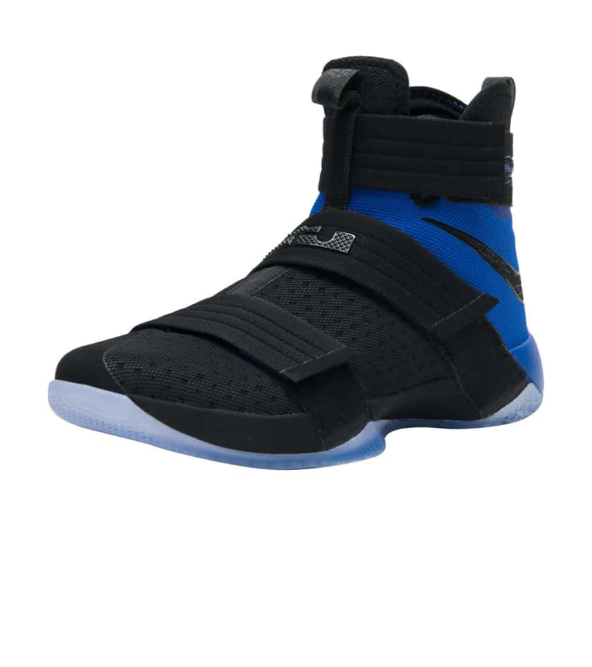 94d0fc1662e Nike LEBRON SOLDIER 10 SFG (Black) - 844378-004