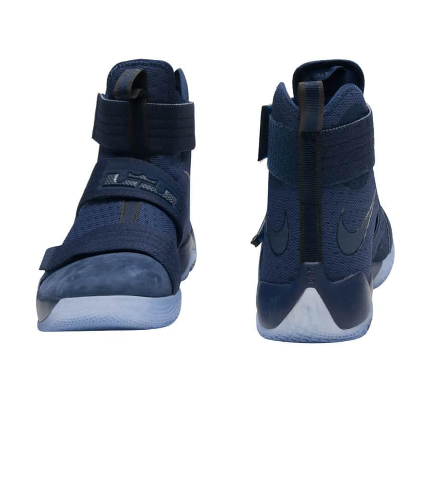 015baf29302 Nike LEBRON SOLDIER 10 SFG (Navy) - 844378-444