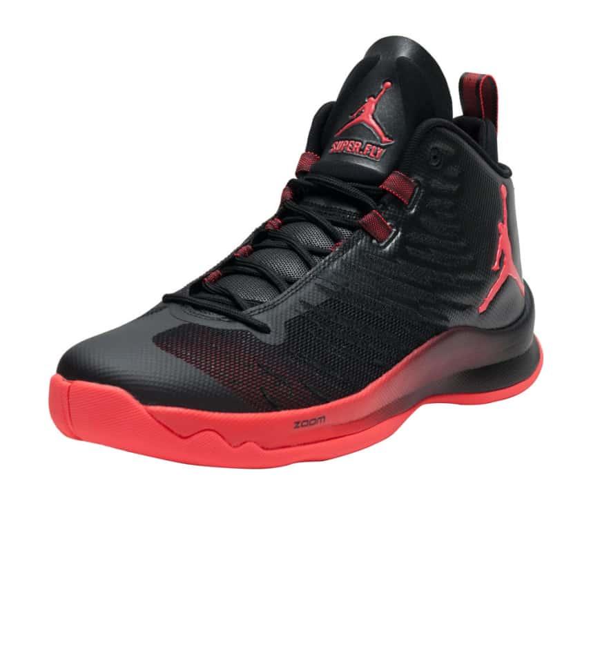 430fdfa2128914 Jordan SUPER.FLY 5 SNEAKER (Black) - 844677-003
