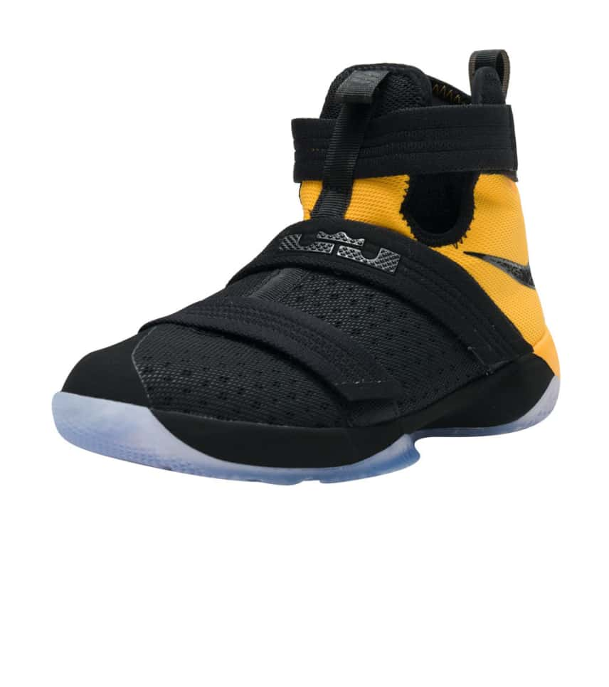 best service e4b52 4d9ad Nike LEBRON SOLDIER 10 (Black) - 845121-007 | Jimmy Jazz