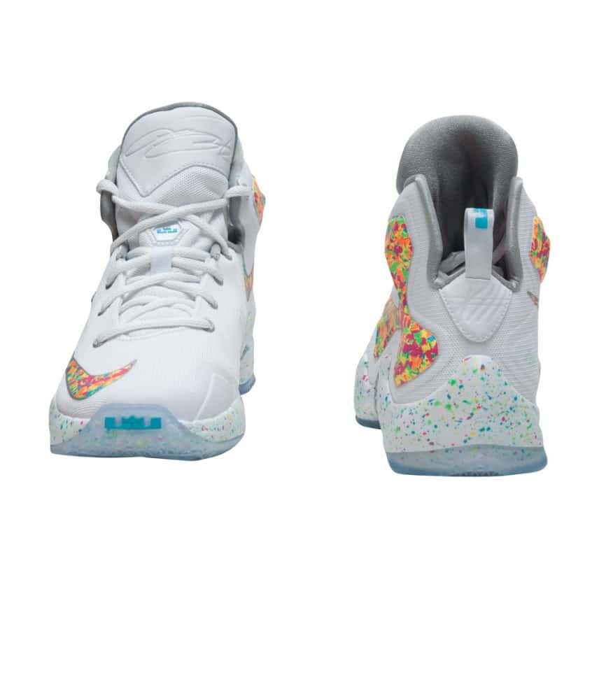 fe0c055ff9ae Nike LEBRON XIII QS SNEAKER (White) - 846222-100