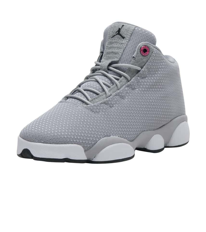 61a92cad8f595 Jordan HORIZON LOW SNEAKER. $49.95orig $120.00. COLOR: Wolf Grey/Black/White/Vivid  Pink