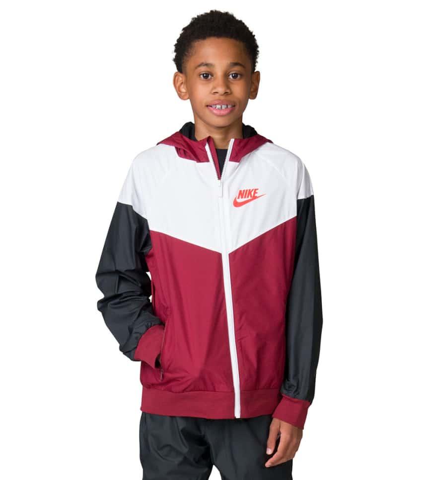 e54b142d4 Nike Boys 8-20 NSW Windrunner Jacket (Multi-color) - 850443-678 ...