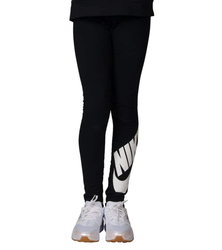 547a20e6 Nike GIRLS 7-16 NSW LEG A SEE LOGO LEGGING (Black) - 851984-010 ...