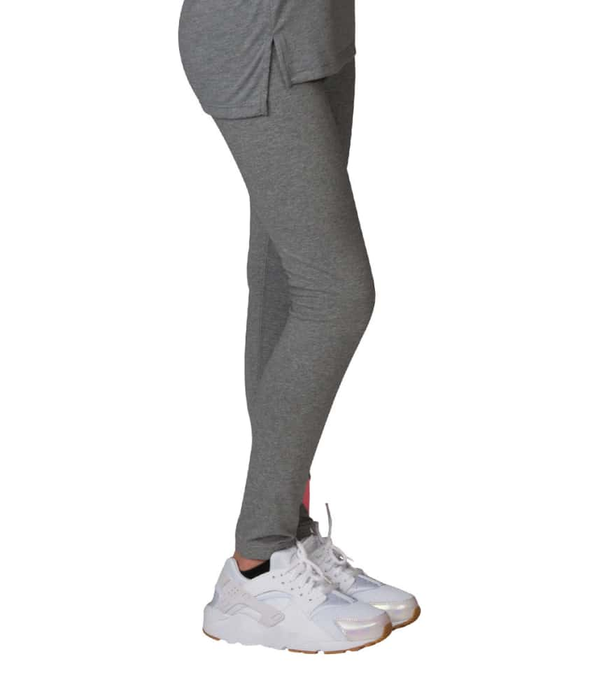 78653653e1209 Nike NSW GIRLS LEG A SEE LOGO LEGGING (Grey) - 851984-091   Jimmy Jazz