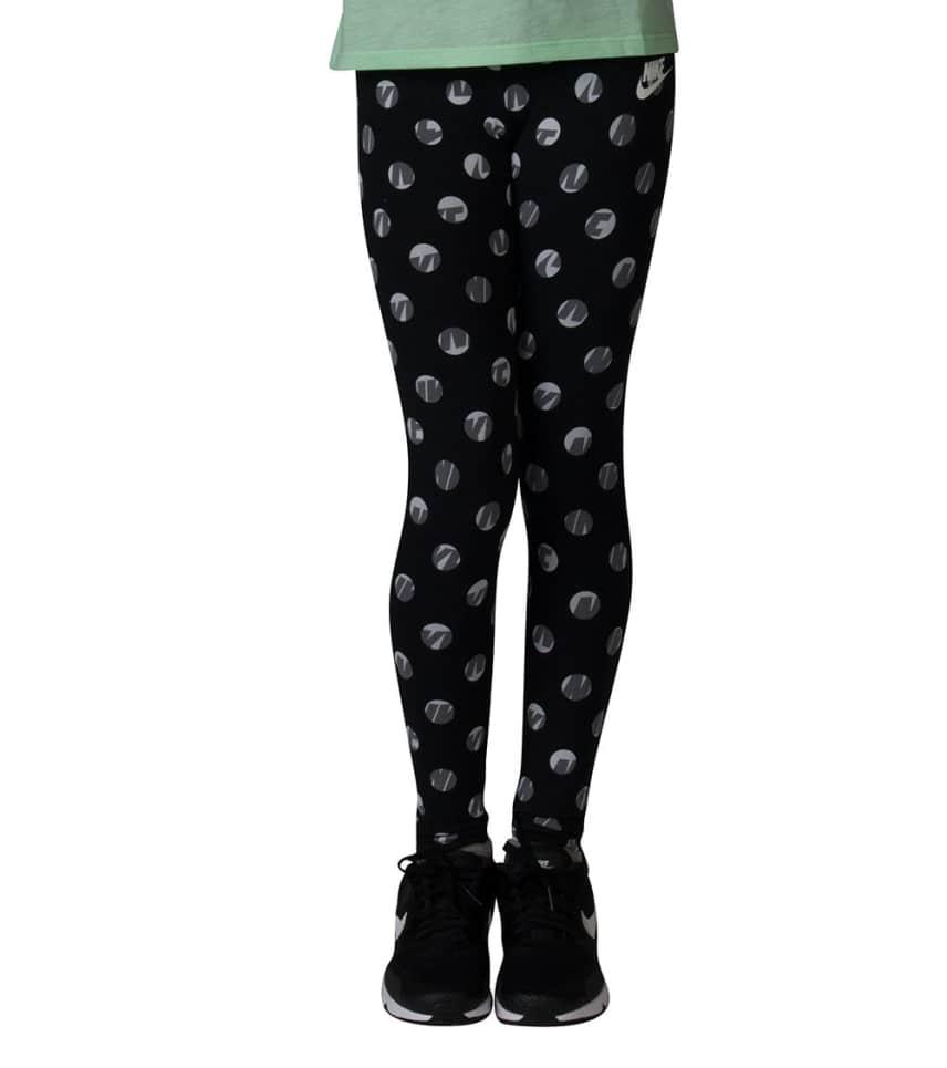 1e695252 Nike GIRLS 7-16 NSW LEG A SEE LOGO LEGGING (Black) - 851985-010 ...