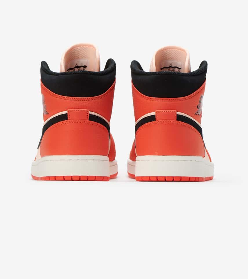 eb00a8d3a71d Jordan 1 Mid SE (Orange) - 852542-800