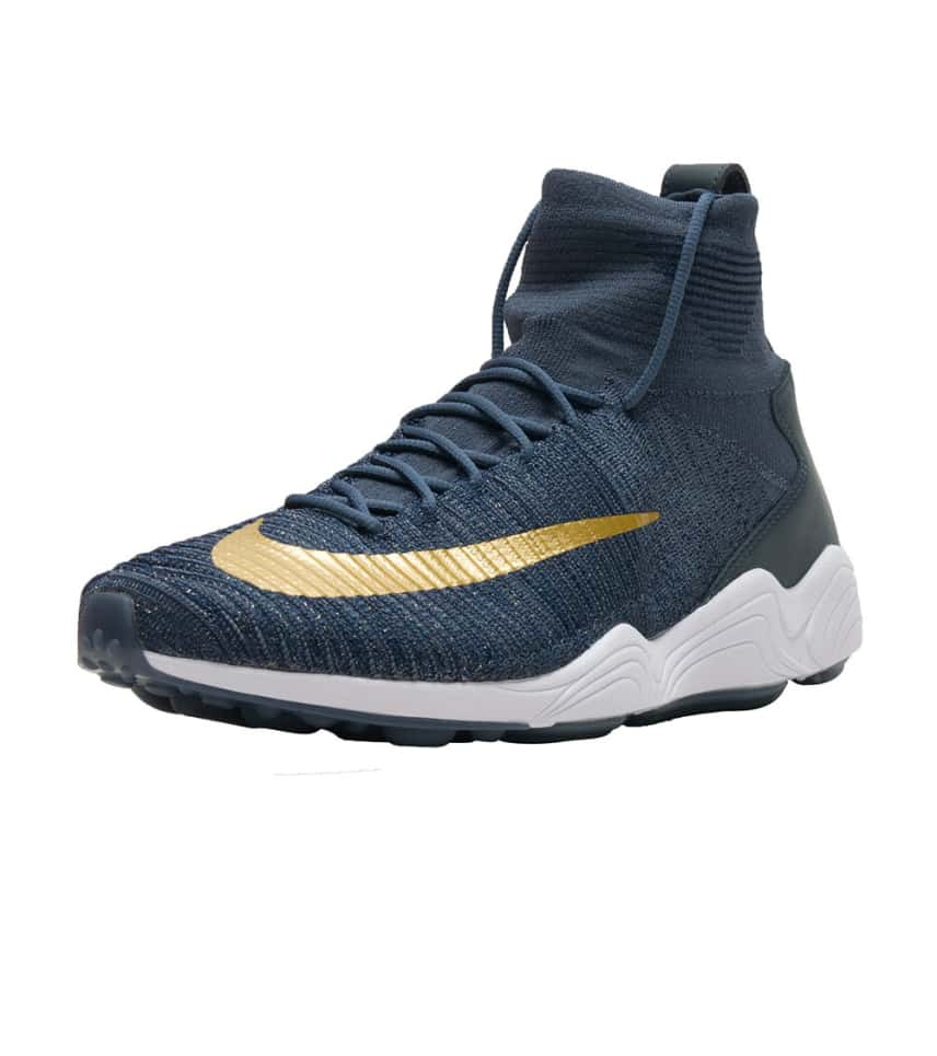 27750c532252 Nike Zoom Mercurial XI FK FC (Medium Blue) - 852616-400