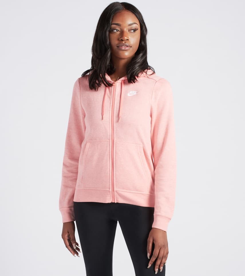 Nike Womens Pink Sweatshirt | Coolmine Community School