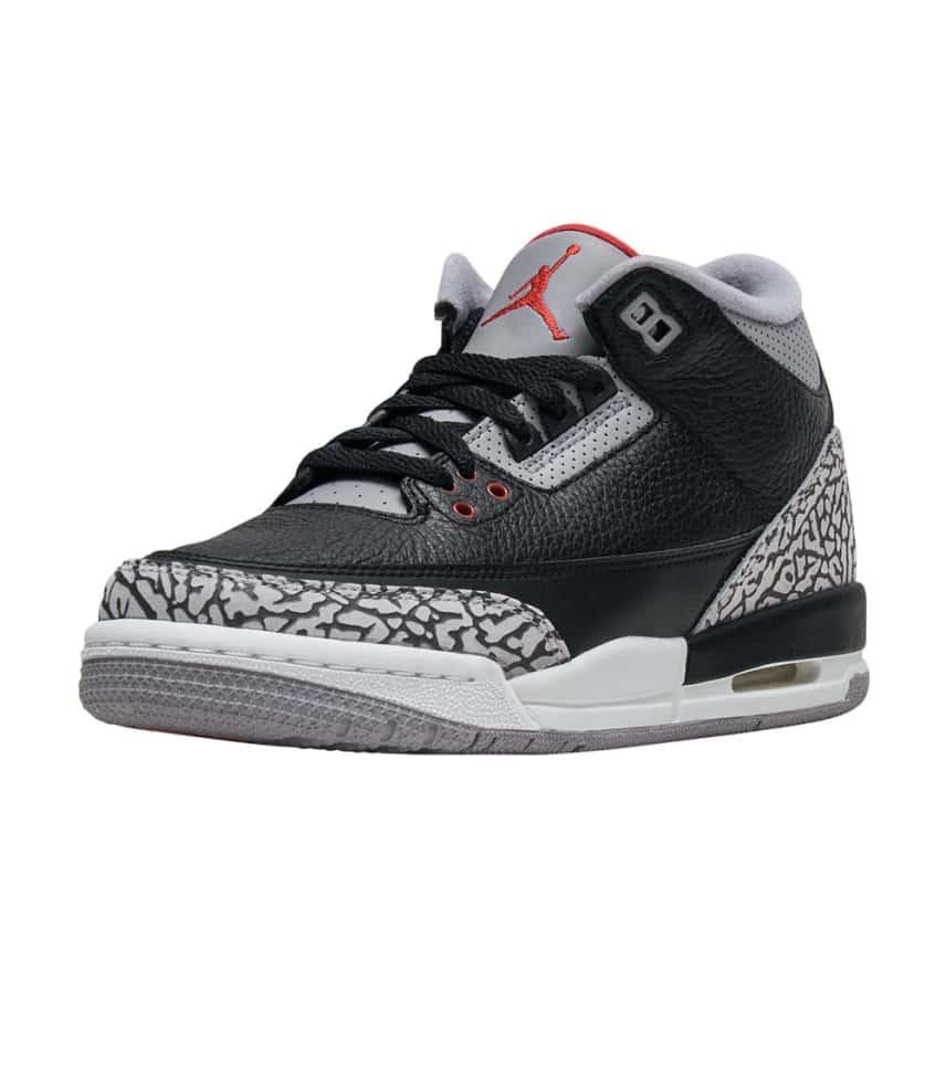 87d2edc96196da Jordan RETRO 3 OG (Black) - 854261-001