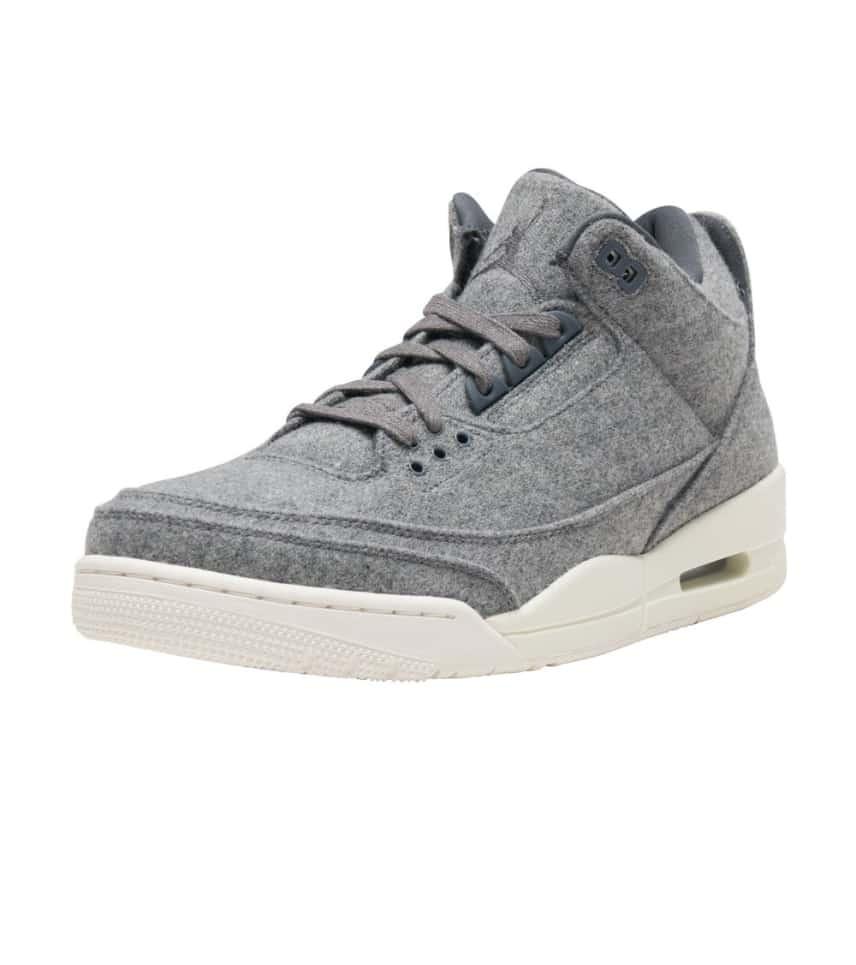 19cb2d6947a Jordan RETRO 3 WOOL (Dark Grey) - 854263-004 | Jimmy Jazz