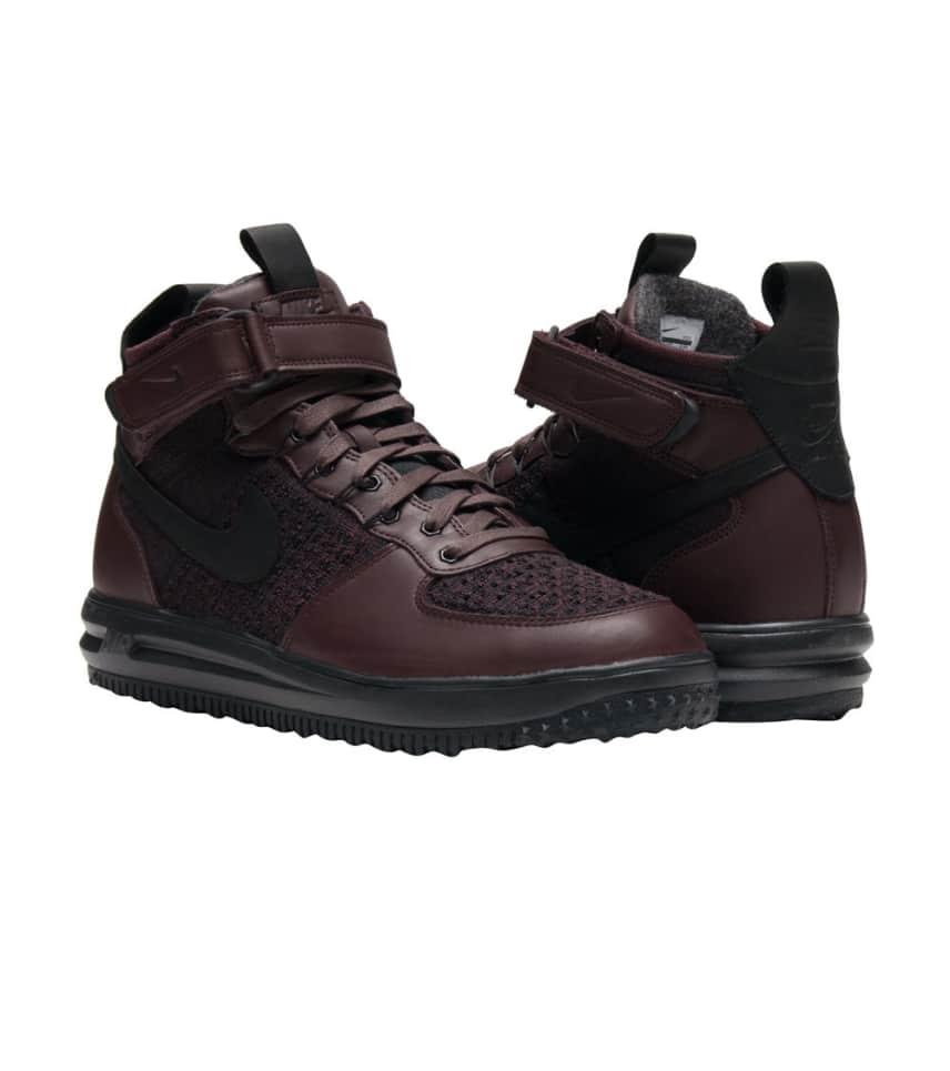 best sneakers 7f632 8fb4d ... NIKE SPORTSWEAR - Boots - LUNAR FORCE 1 FLYKNIT WORKBOOT