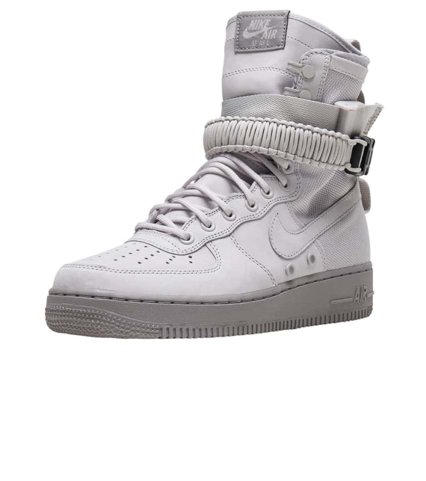 Nike SF AIR FORCE 1 (Medium Grey) - 857872-003  8a43e3ea5c