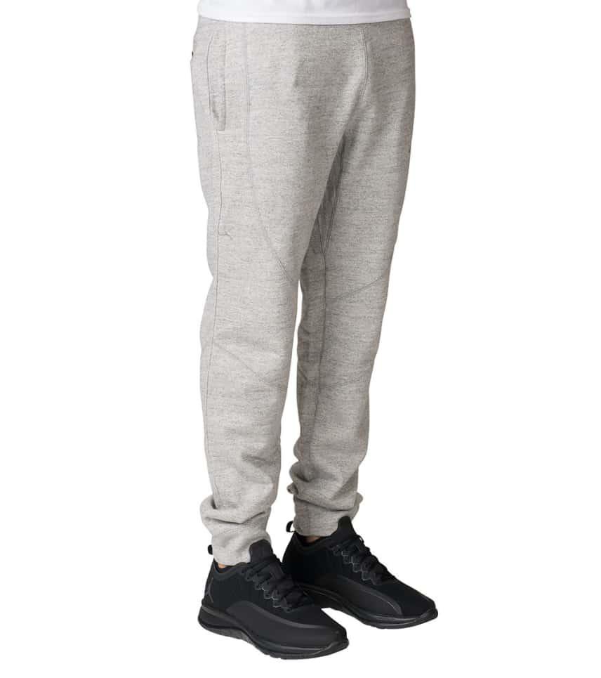 5624e032938c Jordan Wings Fleece Pants (Grey) - 860198-063