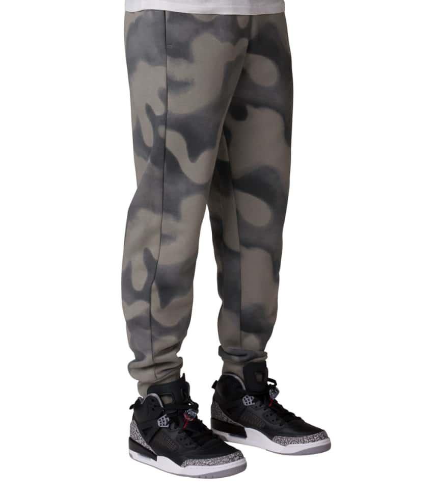 ff19a3bfdbd Jordan P51 Flight Fleece Pants (Grey) - 860358-018 | Jimmy Jazz