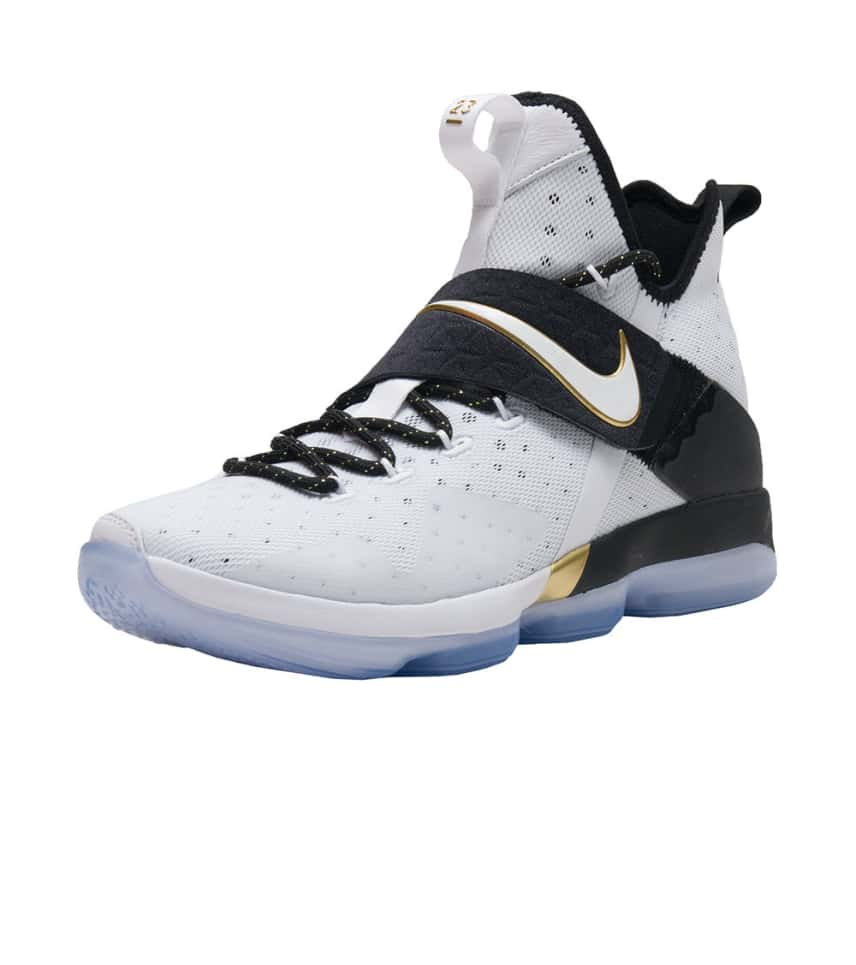 40e5aec145ed3 Nike LEBRON 14 BHM (White) - 860634-100