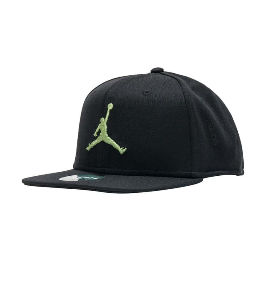 Jordan Jordan Jumpman Snapback (Black) - 861452-014  ad2a1ec4a3b