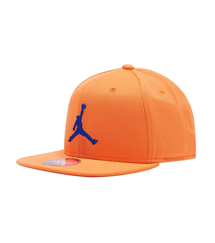 ca19b99d2c04 Jordan Retro 5 Jumpman Snapback (Orange) - 861452-806