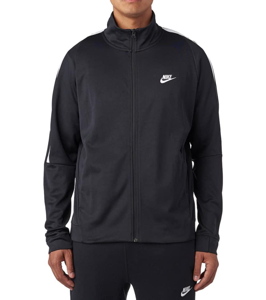Nike Tribute Polyknit N98 Jacket (Black) - 861648-010  cb279c8ee