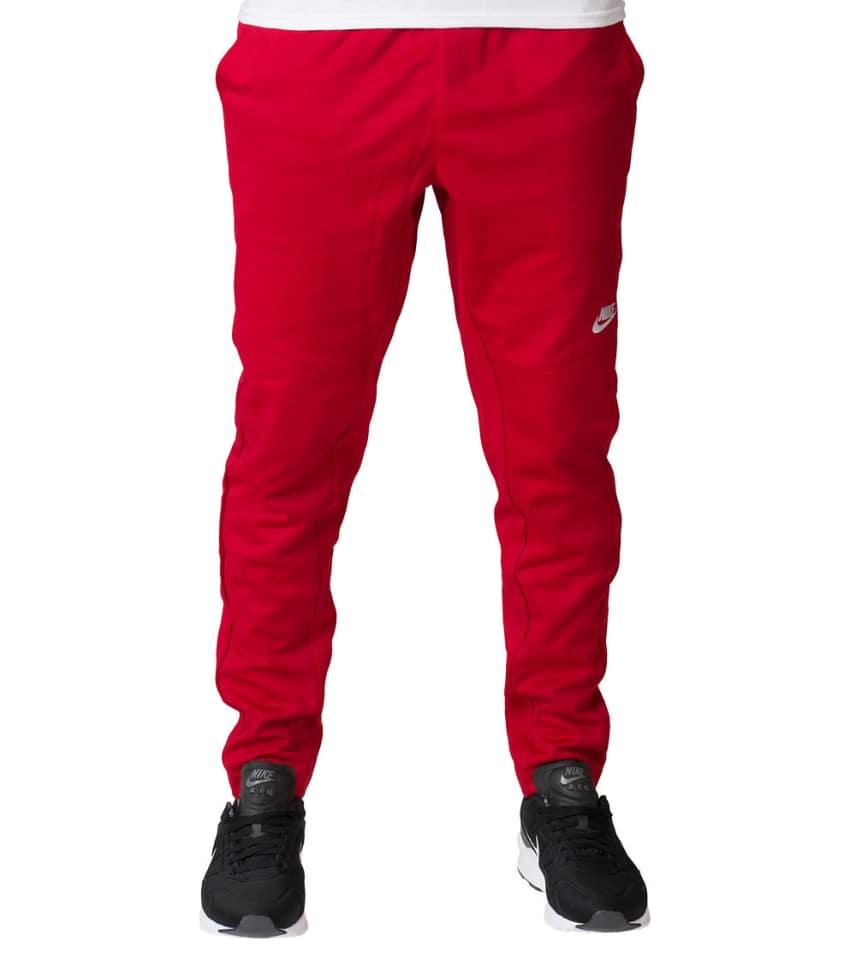 fb7e07d83b08 Nike Tribute Polyknit Pants (Dark Red) - 861652-608