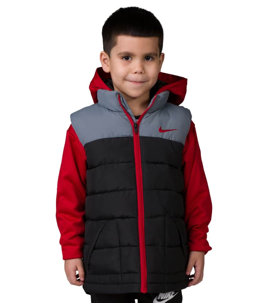70e1867cff61 Nike BOYS HOODED COLOR BLOCK JACKET (Multi-color) - 862240-KR5 ...