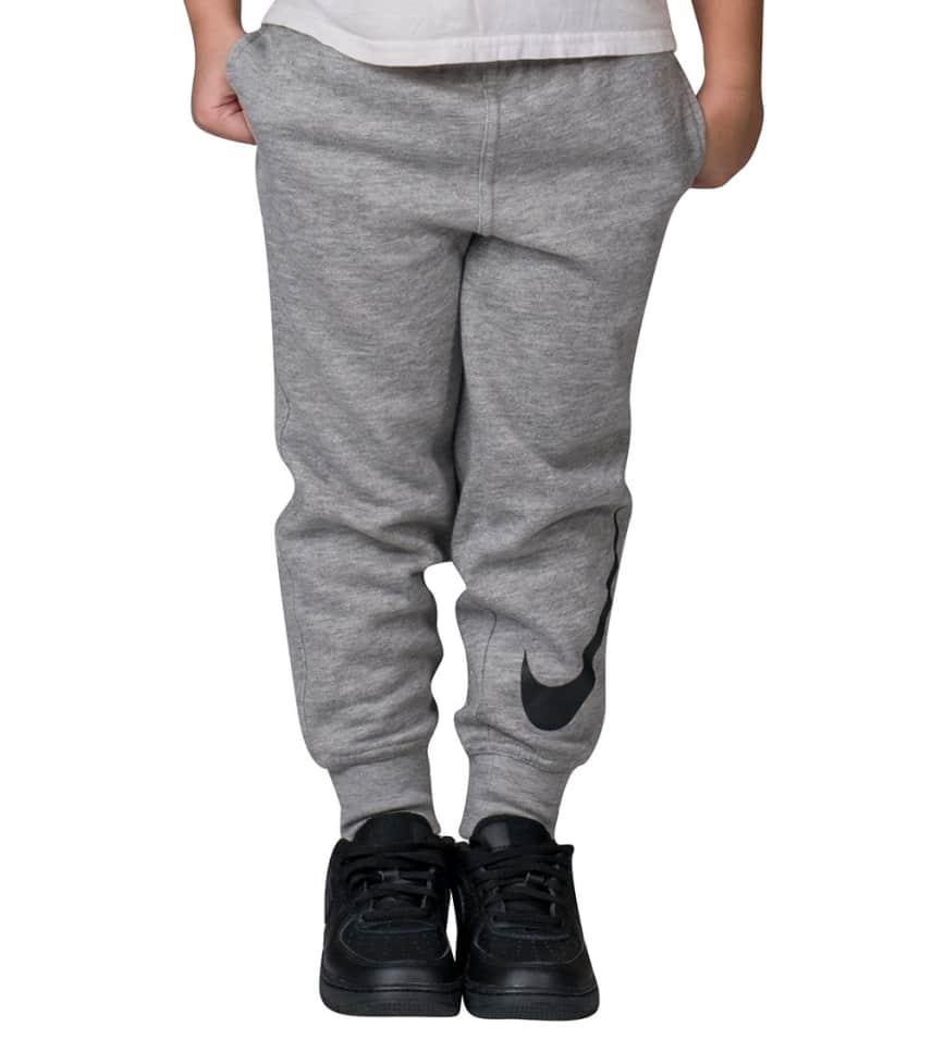 938825d7c34da7 Nike BOYS CUFF SWEATPANT (Grey) - 863174-042