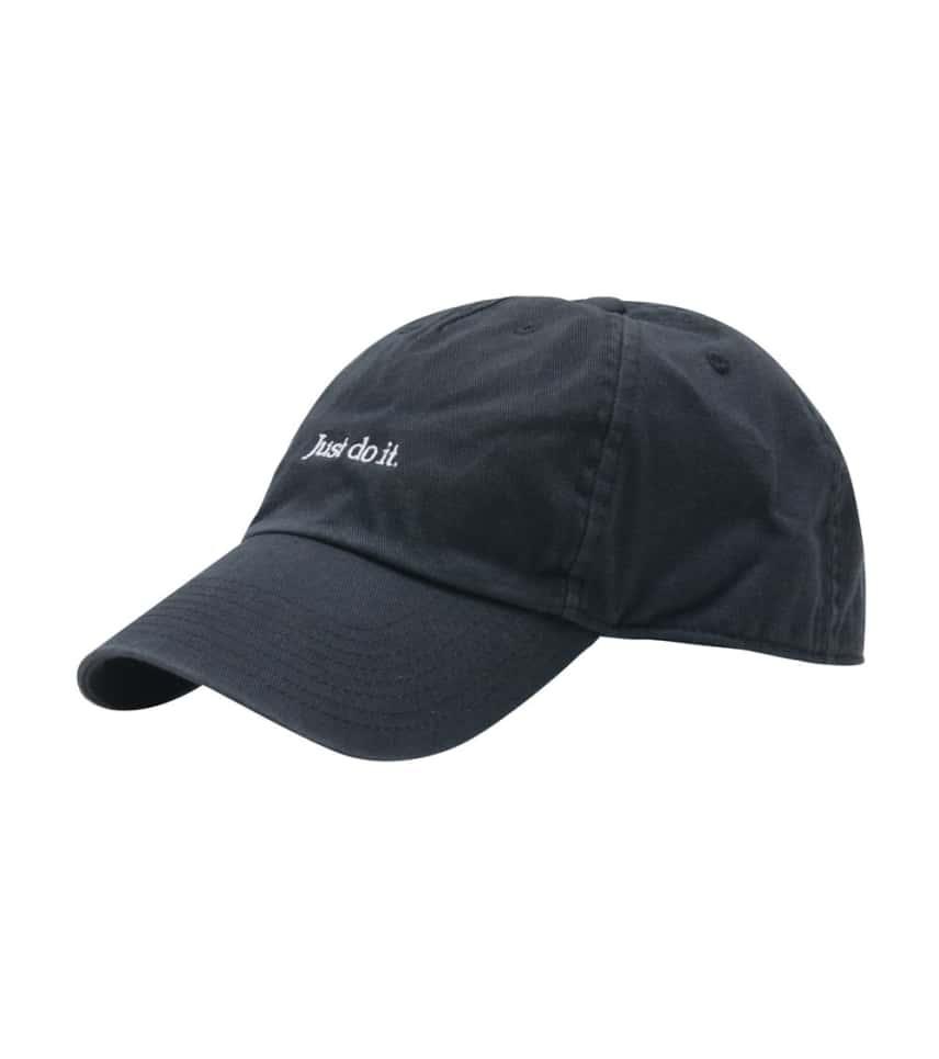 62172669 Nike NSW HERITAGE 86 CAP (Black) - 863302-010 | Jimmy Jazz