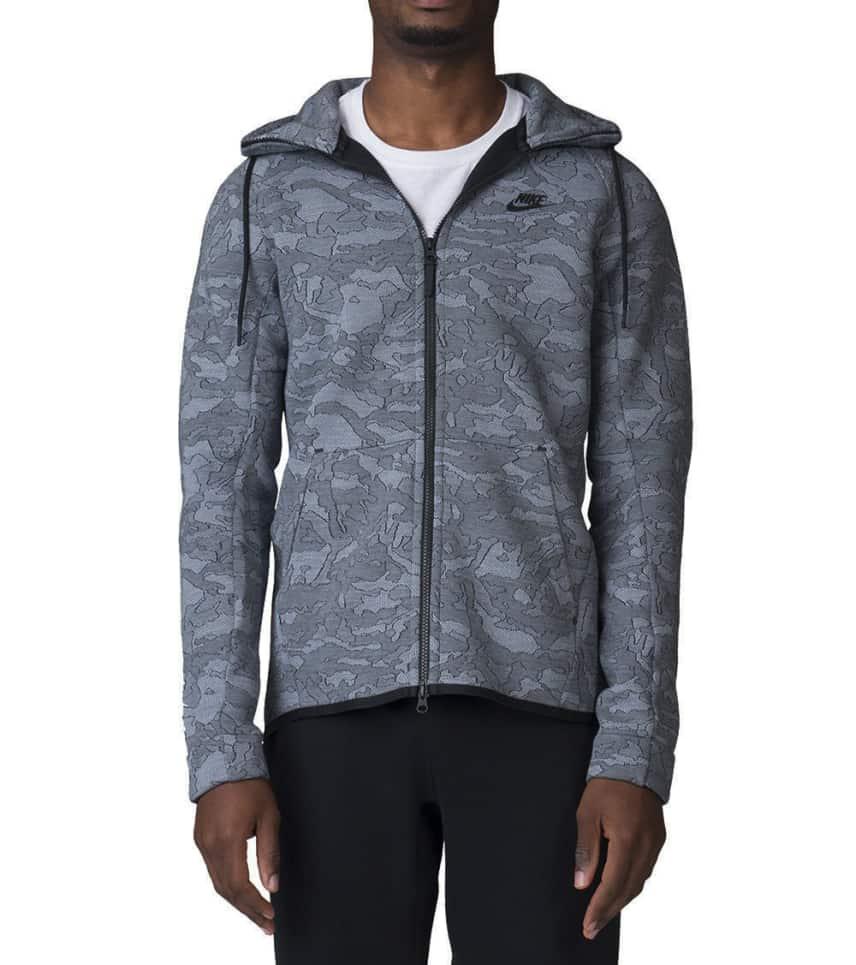Nike Tech Fleece Hoodie (Blue) - 863814-466  b49c3d0c37cd