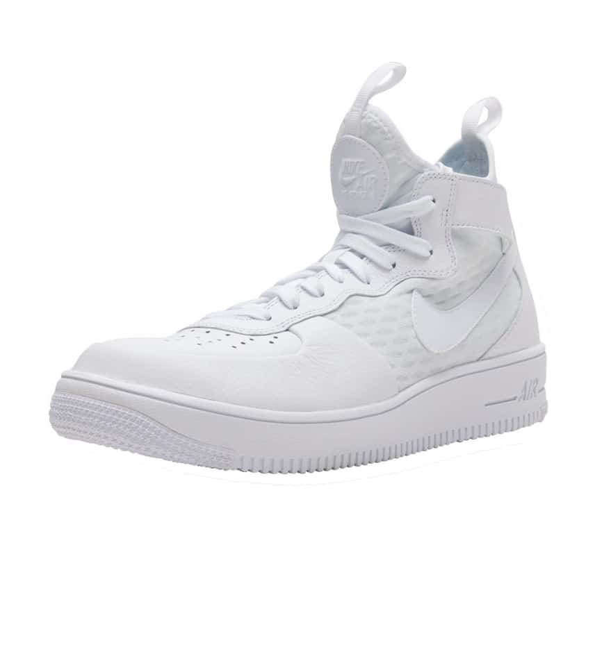 047d40308 Nike AF1 Ultraforce Mid (White) - 864014-100   Jimmy Jazz