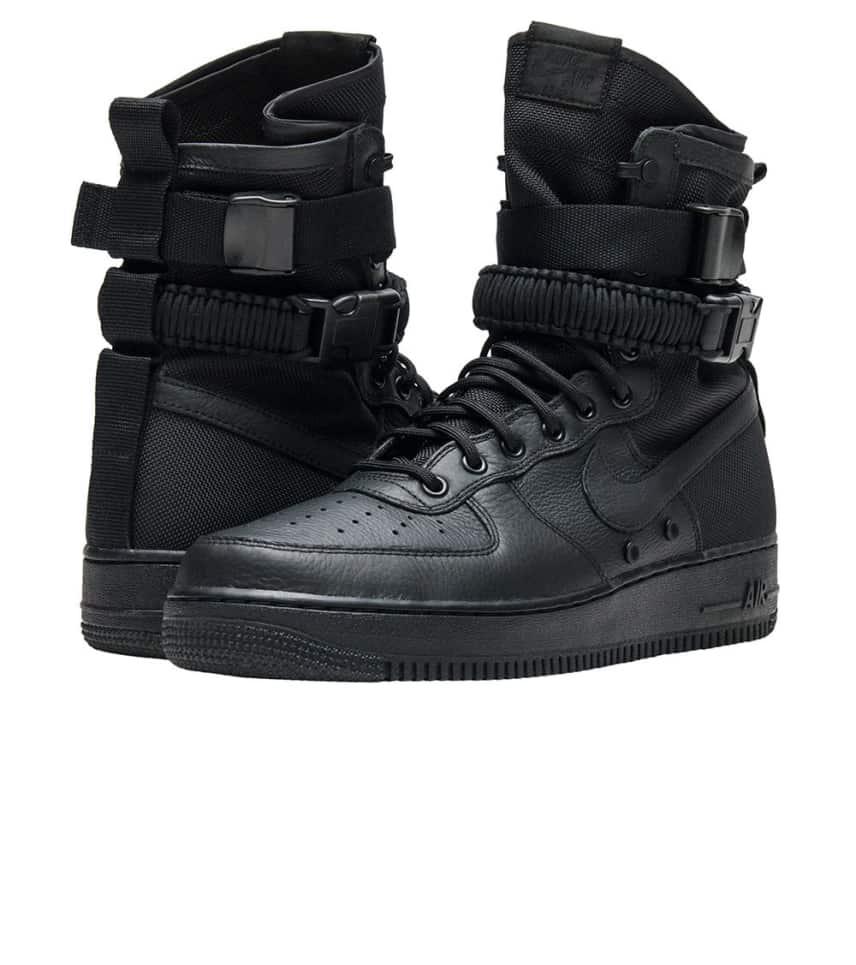 136ff215704 Nike SF AIR FORCE 1 (Black) - 864024-003