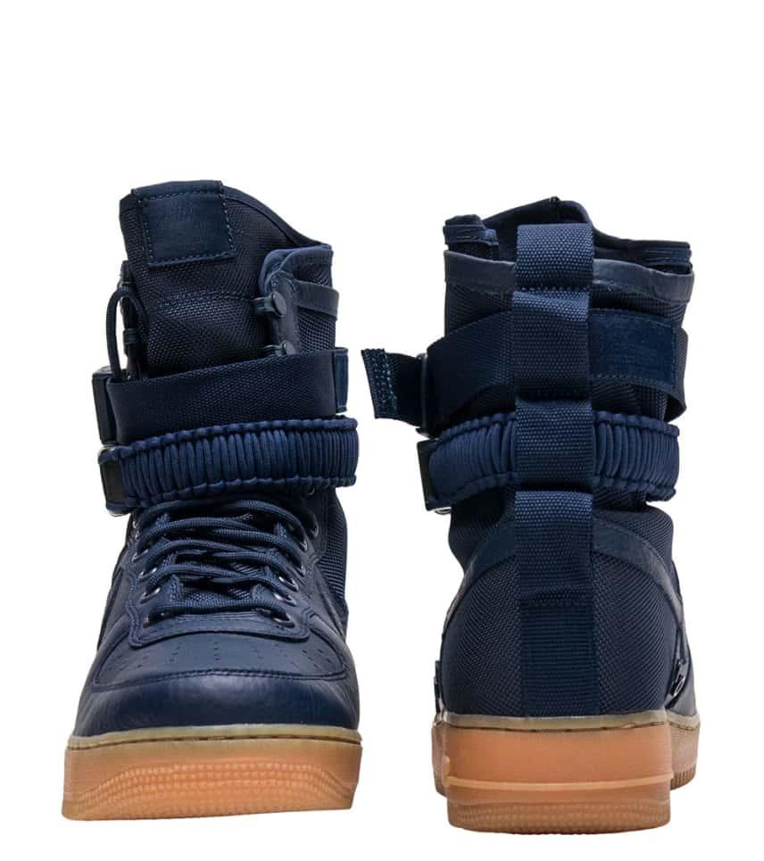 726665e75c4084 Nike SF AIR FORCE 1 (Navy) - 864024-400