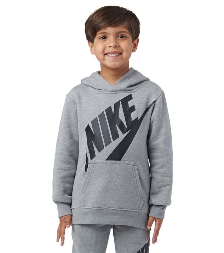 a111d6c2da11 ... Nike - Pullover Hoodies - BOYS 4-7 FUTURA FLEECE PO HOODIE ...
