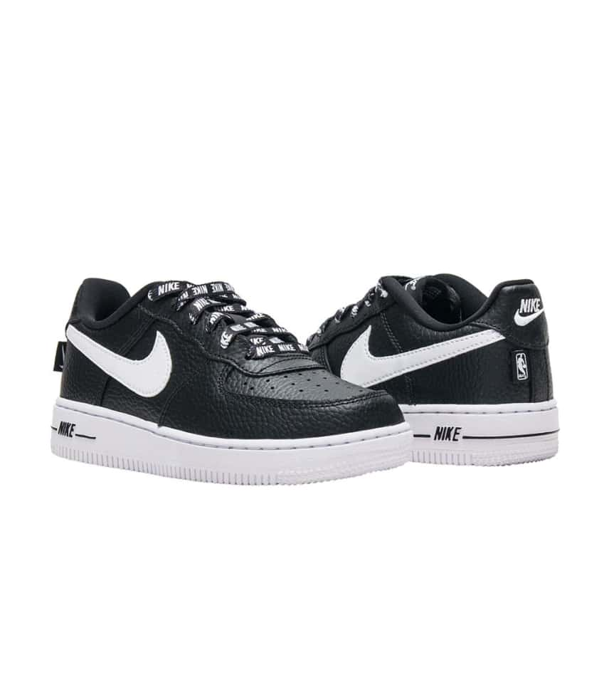 7c79426db6ec Nike Air Force 1 Low LV8 NBA (Black) - 874379-015