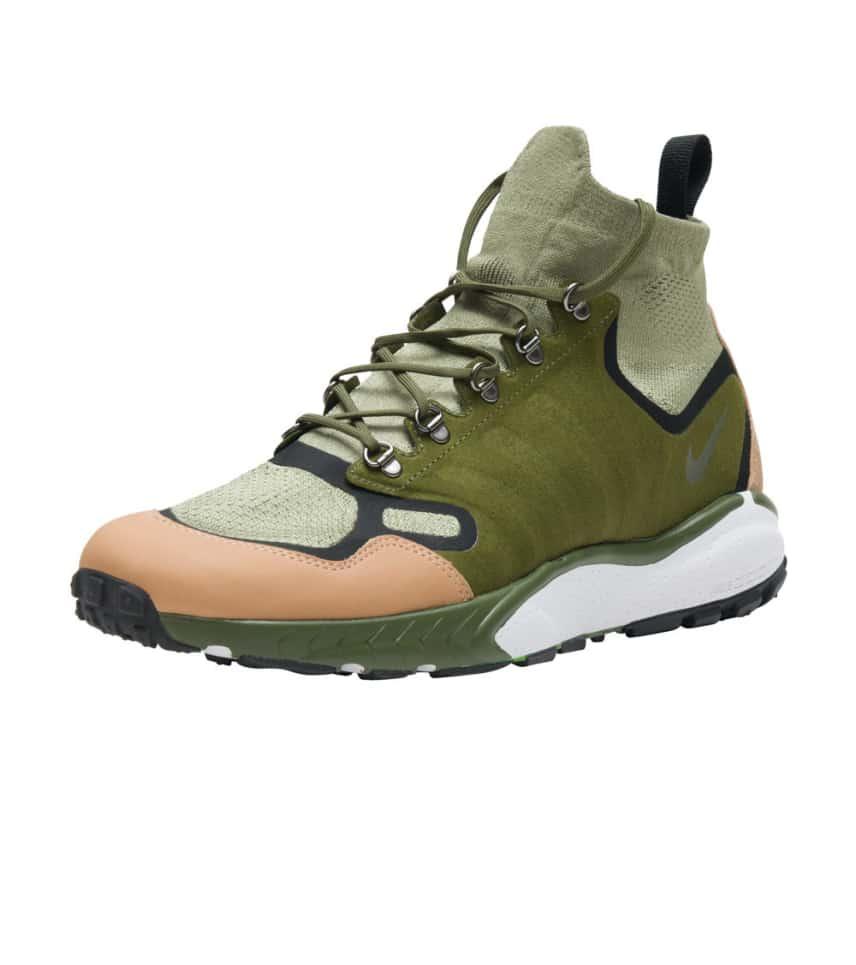 Nike Zoom Talaria Mid Flyknit Premium (Green) - 875784-300  3a99891e4