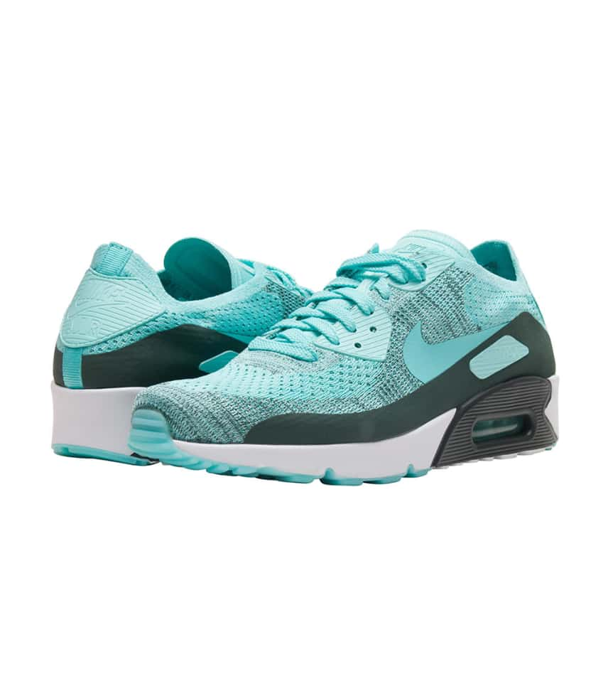 a67a209060b87e Nike Air Max 90 Ultra 2.0 Flyknit (Medium Green) - 875943-301 ...
