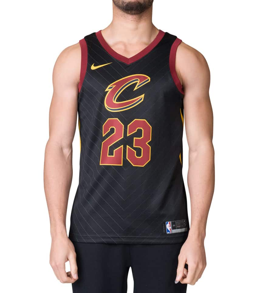 aaf2256a51c Nike Cavs Lebron Swingman Jersey (Black) - 877201-010 | Jimmy Jazz